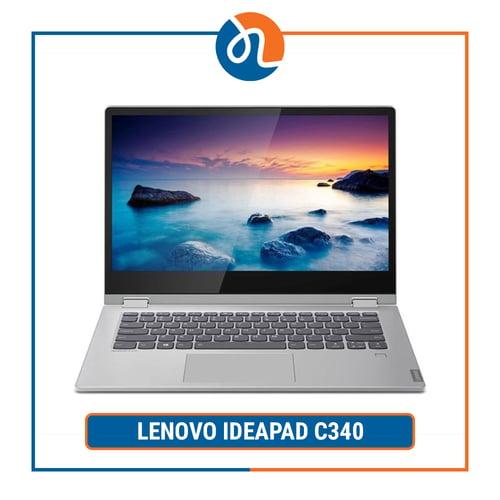 LENOVO IDEAPAD C340 - R3-3200U 8GB 256GB SSD WIN10 OHS 14HD TOUCH