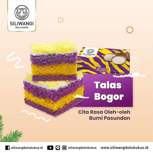 Talas Bogor -Siliwangi
