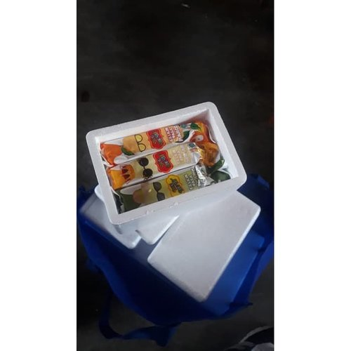 STYROFOAM MINI BOX 16X11X10