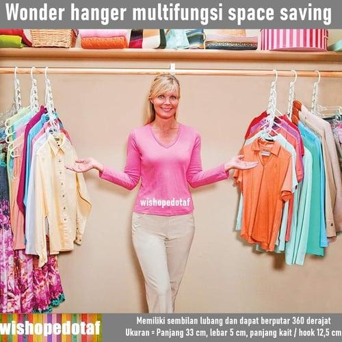 Wonder hanger multifungsi space saving 2020