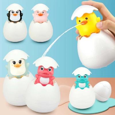 Mainan Anak saat Mandi Semprotan Air Bentuk Hewan Lucu