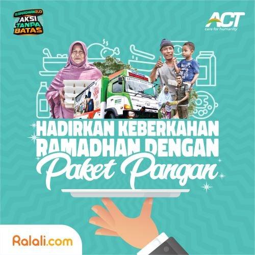 ACT - Paket Pangan Ramadhan