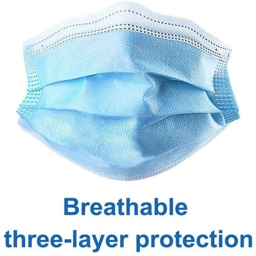 Face Mask 3 Ply  - 1 Pcs