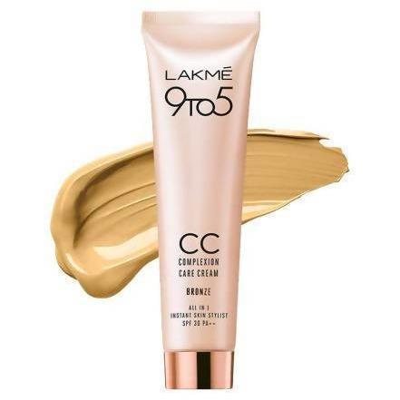LAKME 9to5 CC Cream - Bronze