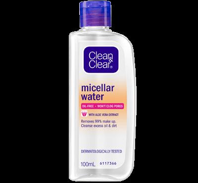 Clean & Clear Micellar Water 100ml