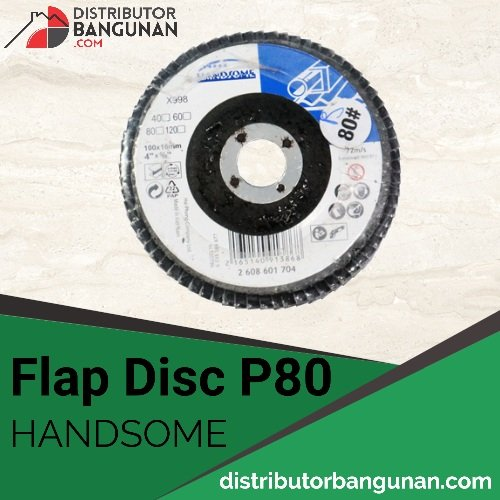 Flap Disc P80 HANDSOME