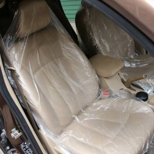Cover Seat / Cover Jok Mobil Disposable