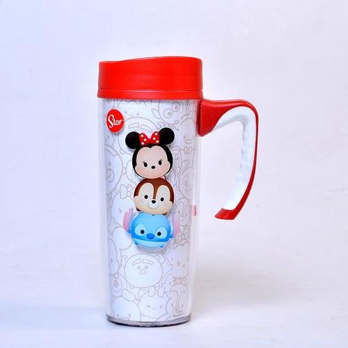 Original Disney Tsum Tsum Tumbler with Handle