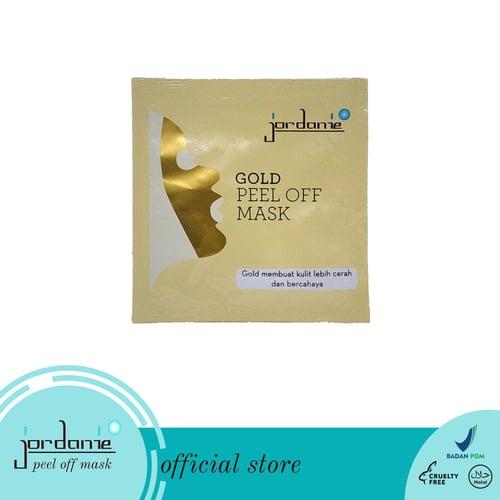JORDANIE gold peel off mask 10gr