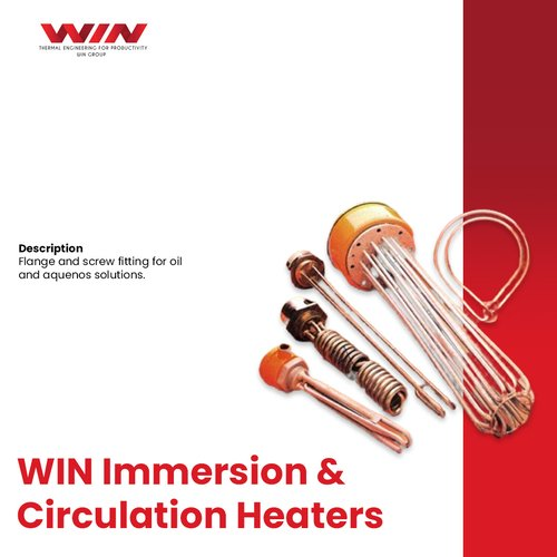 Immersion & Circulation Heaters