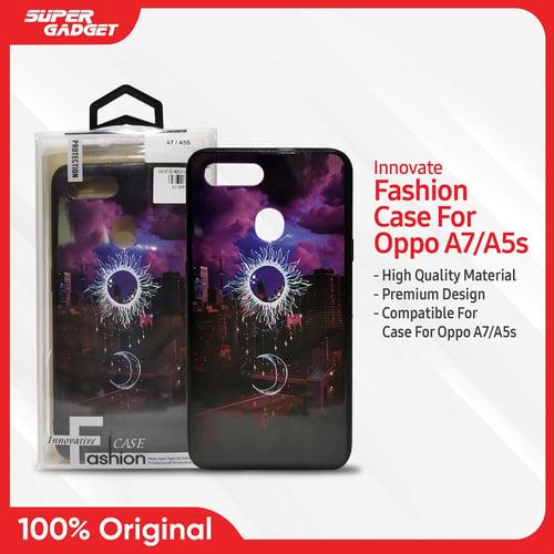 Innovatif  Fashion Case Motif A5S/A7