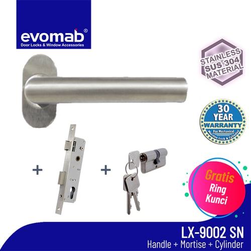 evomab 1 Set Handle Minimalis LX-9002