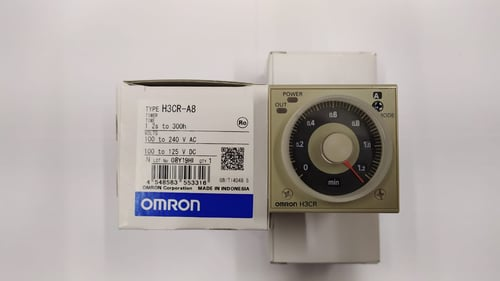H3CR-A8 AC100-240/DC100-125 OMI