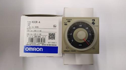 H3CR-A AC100-240/DC100-125 OMI
