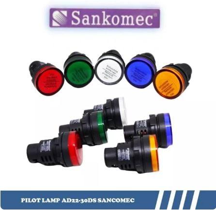 PILOT LAMP AD22-30DS SANCOMEC