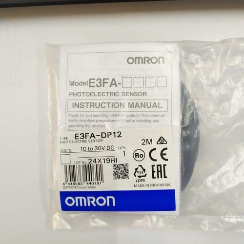 E3FA-DP12 2M OMI