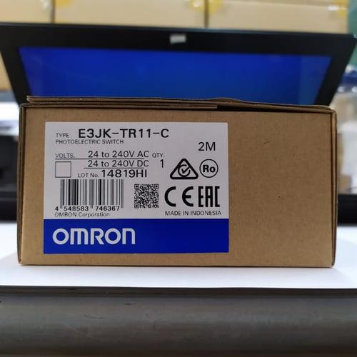 E3JK-TR11-C 2M OMI