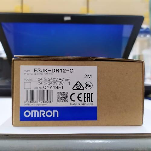 E3JK-DR12-C 2M OMI