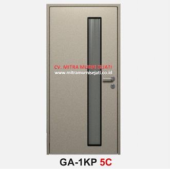 Pintu Besi Steel Door GA-1KP C - Pintu modern untuk Rumah, Apartemen dan Hotel