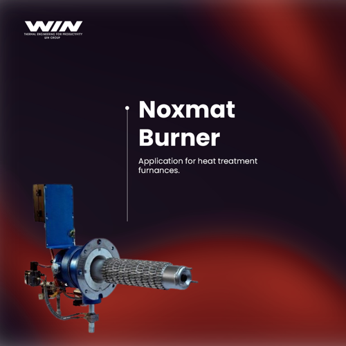 Noxmat Burner - WIN ELECTROINDO HEAT
