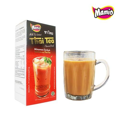 Minuman Kemasan Thai Tea 5 Sachet