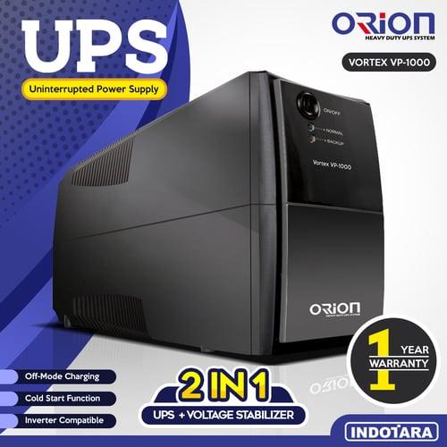 UPS Uninterrupted Power Supply Orion - Vortex VP-1000