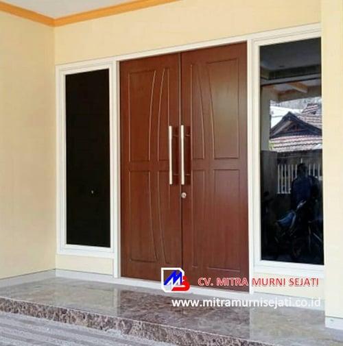 Pintu WPC Duma Door Deluxe