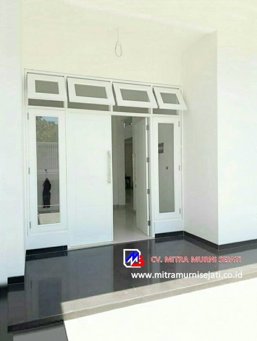 Pintu WPC Duma Door Standard