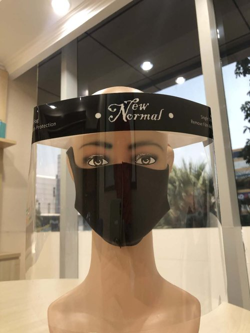 NEW NORMAL FACE SHIELD by Hip Lik