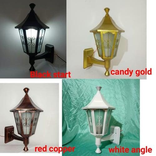 LAMPU HIAS DINDING KLASIK MINIMALIS
