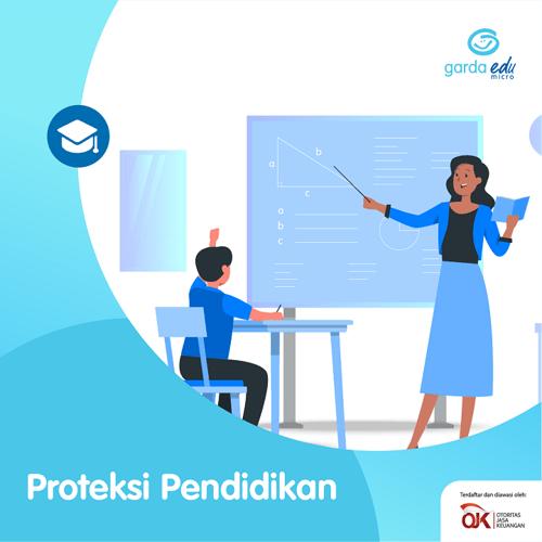 Asuransi Astra - Proteksi Pendidikan Garda Edu Micro Premi Rp50.000