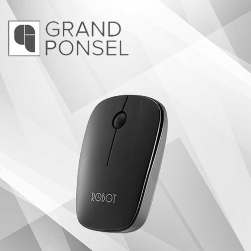 ROBOT M220 2.4G Wireless Optical Mouse - Garansi Resmi 1 Tahun
