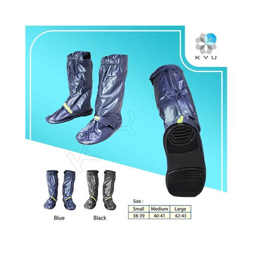 APD Shoes PVC Black / Alat Pelindung Diri/ Sepatu