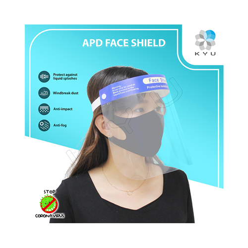 Face Shield - Direct Splash Protection