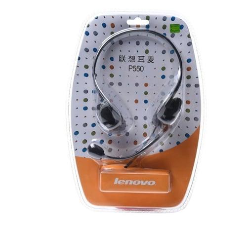 Lenovo P550 Computer Communication Headset Style