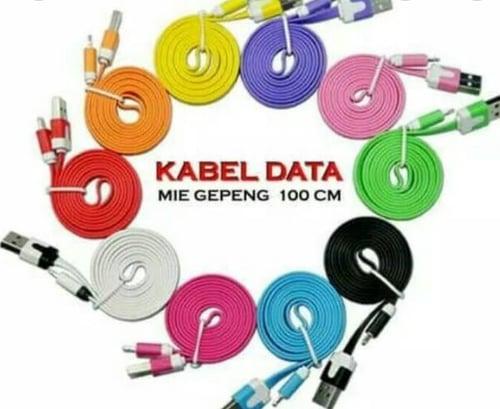 Kabel Data Warna Warni