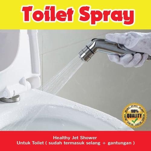 Sale Semprotan kloset Toilet bidet model terbaru jet washer spray