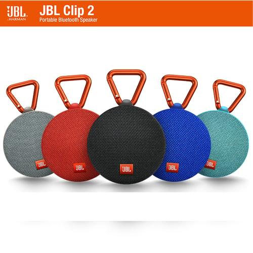 JBL CLIP 2 Bluetooth Speaker Original Garansi Resmi