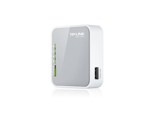 TP-LINK Portable 3G 4G Wireless N Router TL-MR3020