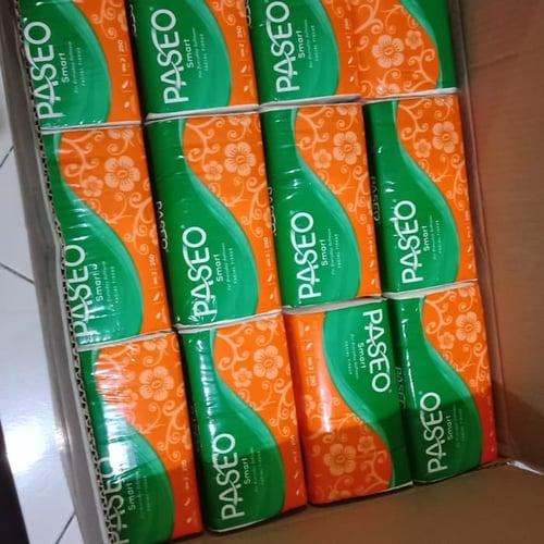 TISSUE PASEO 250 SHEET TISSUE