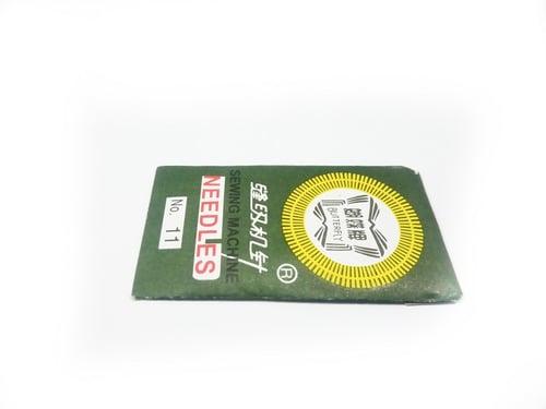 Jarum Mesin Jahit Merk BUTTERFLY (Portable & Multifungsi) no. 11