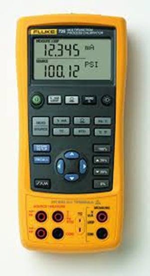 Fluke 725 Multi Function Process Calibrator