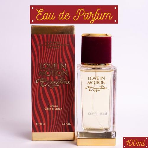 Love In Motion Signature Pour Femme Eau De Parfum 100ml