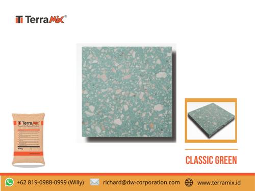 Terramix Teraso Lantai Classic Green