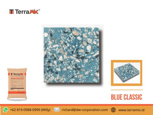 Terramix Teraso Lantai Blue Classic