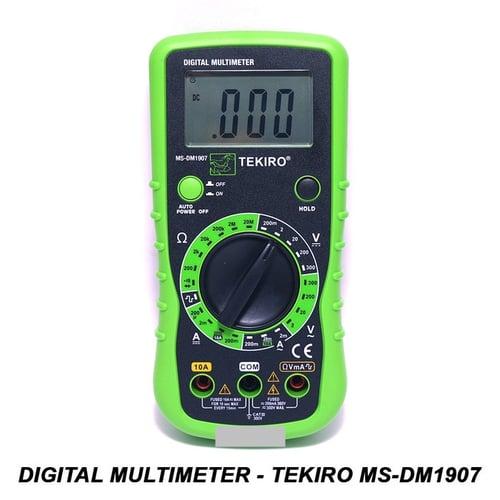 Digital Multimeter - Tekiro MS-DM