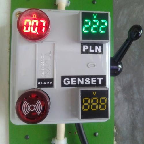 Tuas Pemindah listrik PLN ke Genset new