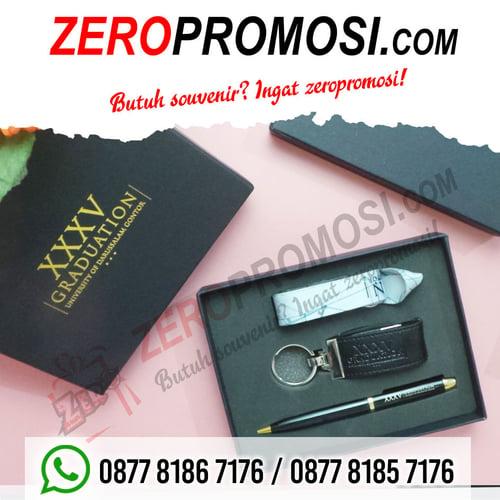 Souvenir Giftset 3in1 306 Custom Promosi