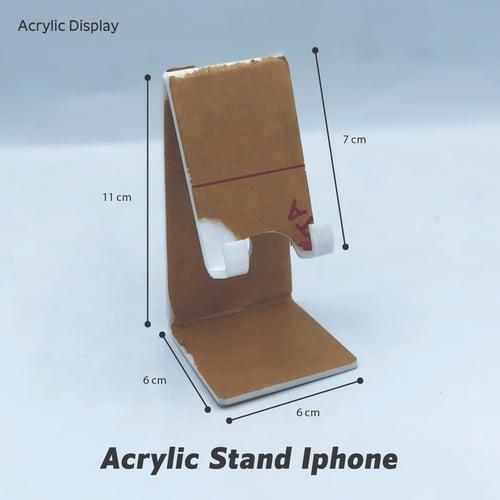 Acrylic Display - Acrylic Stand Iphone