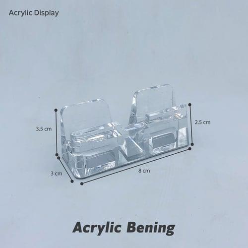 Acrylic Display - Acrylic Bening